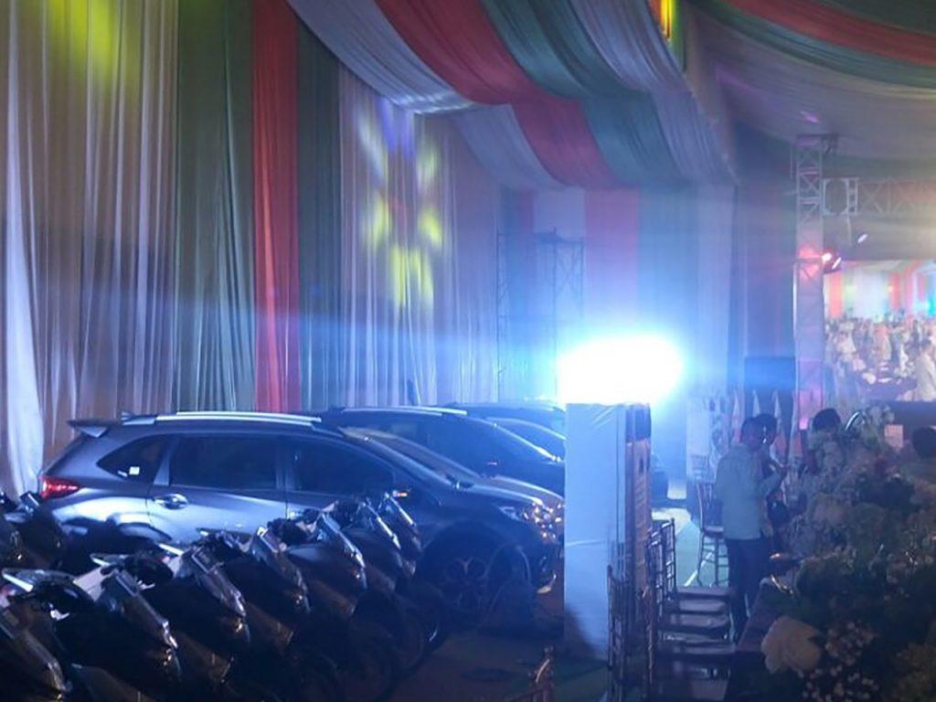 Event Ulang Tahun Pabrik