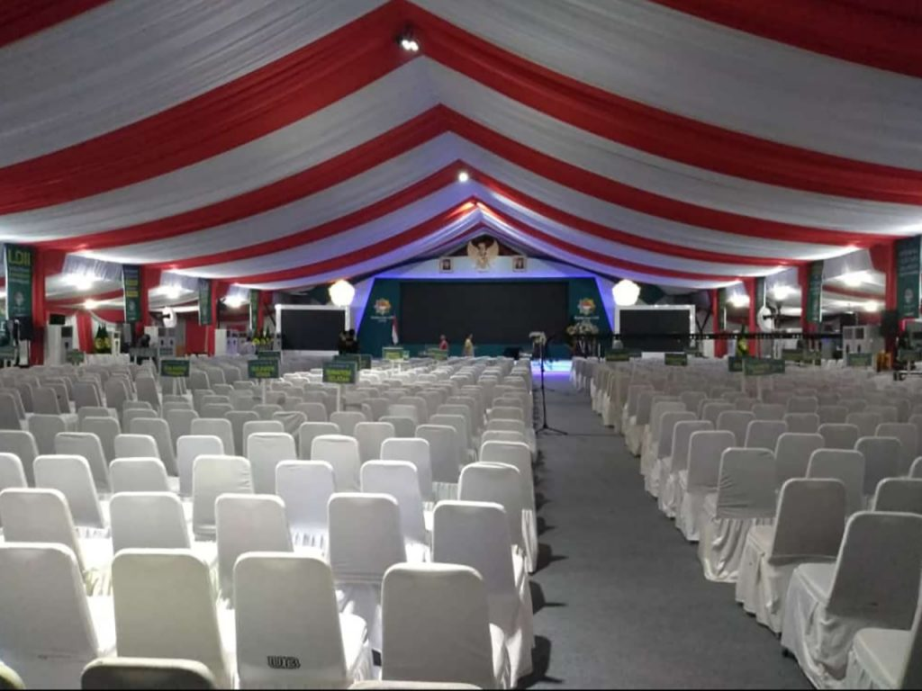 Sewa Tenda Roder VIP Event Presiden