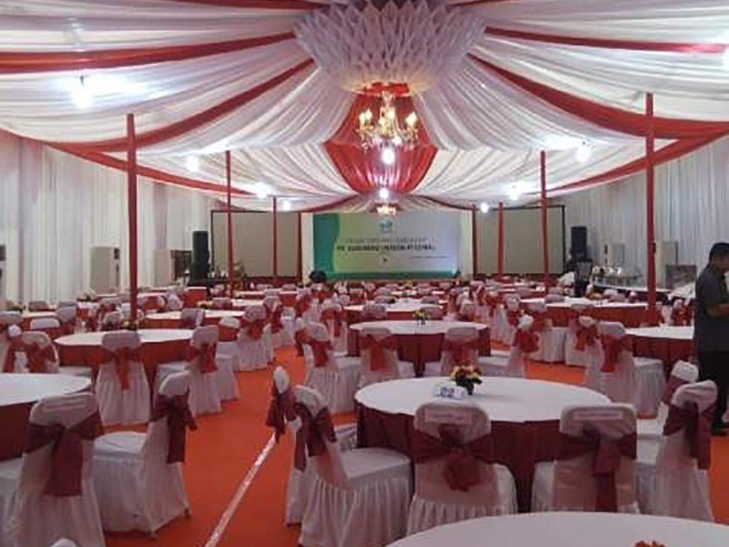 Tenda Dekorasi VVIP Event Jakarta