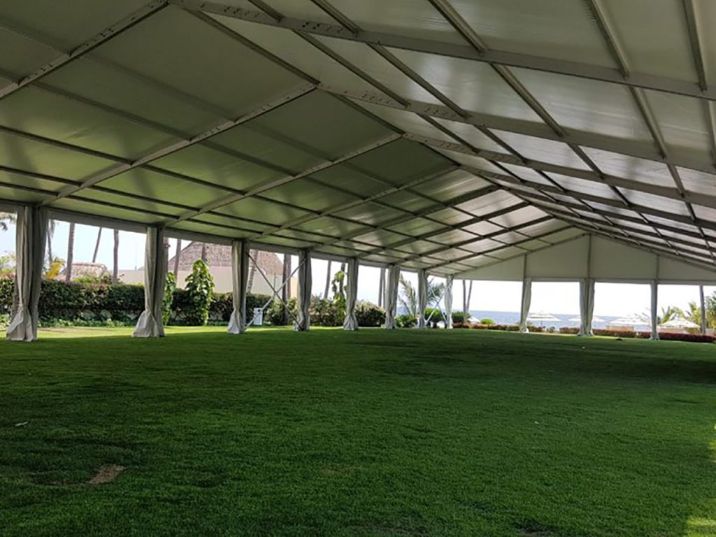 Tenda Roder Standar Event Gathering Pabrik
