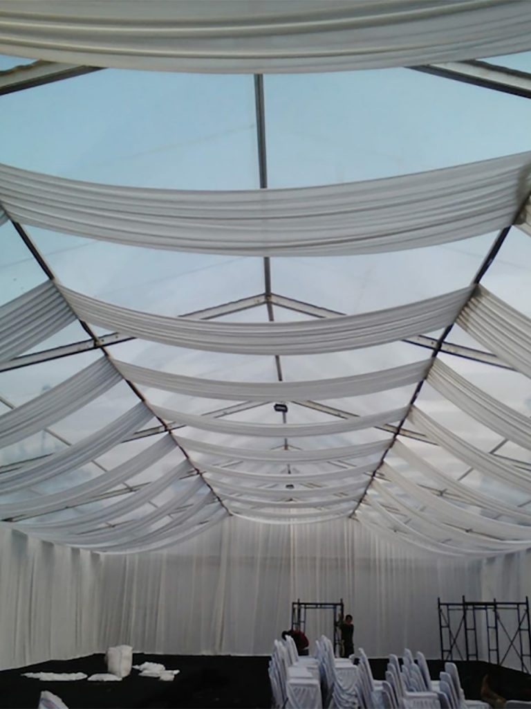 Tenda Roder Transparan VIP Jakarta