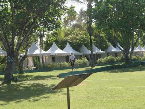 Tenda Sarnafil 3x3 Event Bazar Hotel