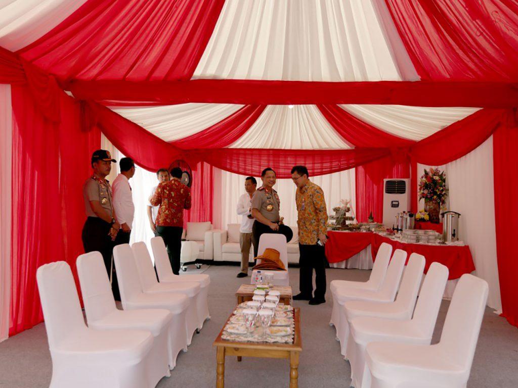 Tenda Sarnafil Dekorasi
