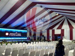 Sewa Tenda - Event Ulang Tahun PT MATTEL INDONESIA